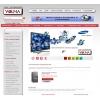 Интернет магазин Волна - от бытовой техники до концелярских товаров
